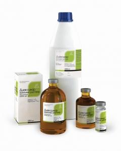 Диоксинор оральный раствор